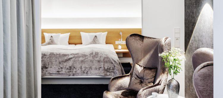 Komfort Doppelzimmer Seeblick